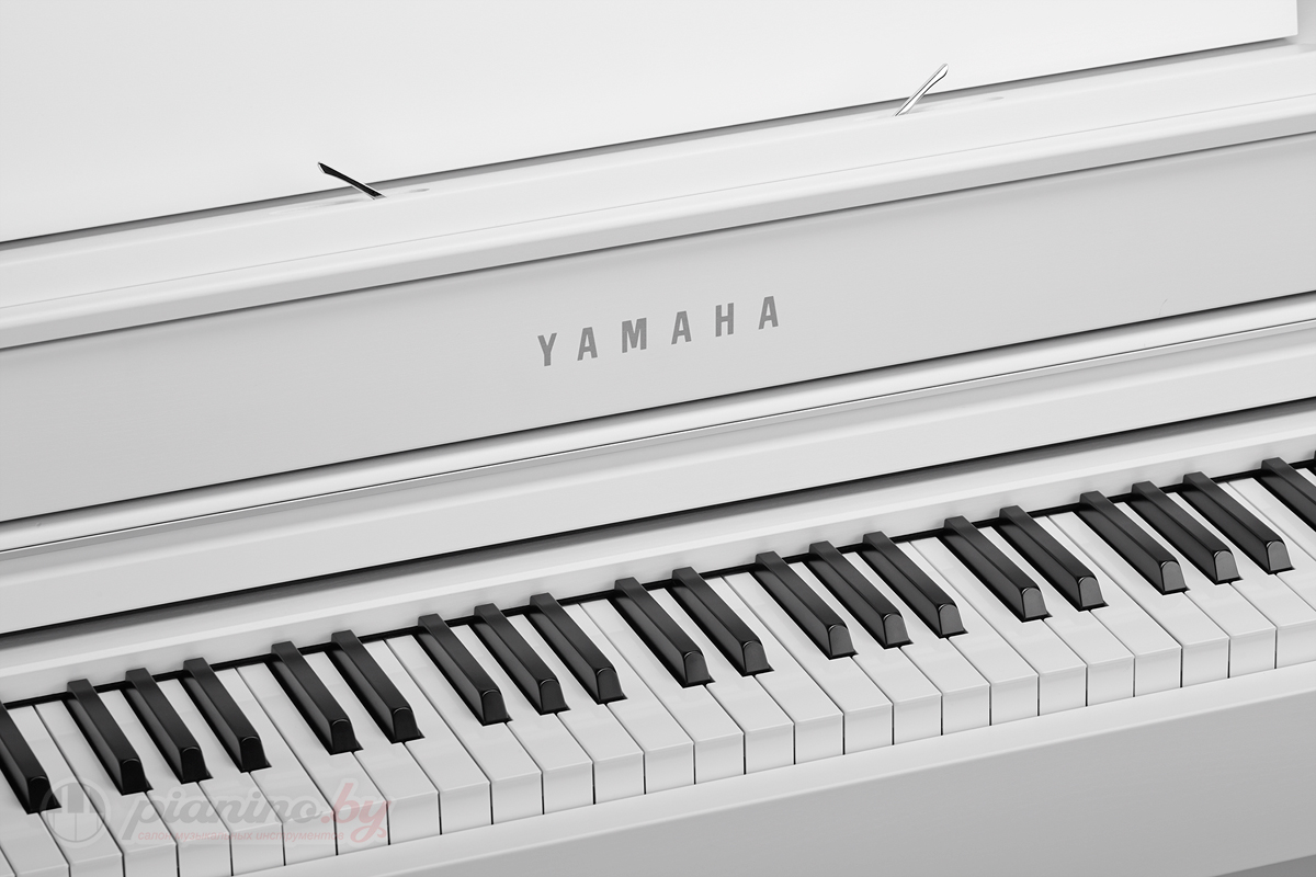 yamaha clavinova clp 575wh. Black Bedroom Furniture Sets. Home Design Ideas