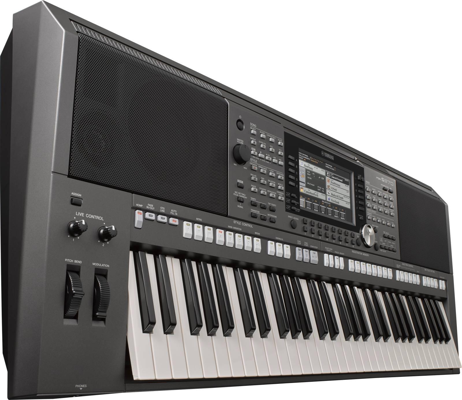 Синтезатор 61 клавиша