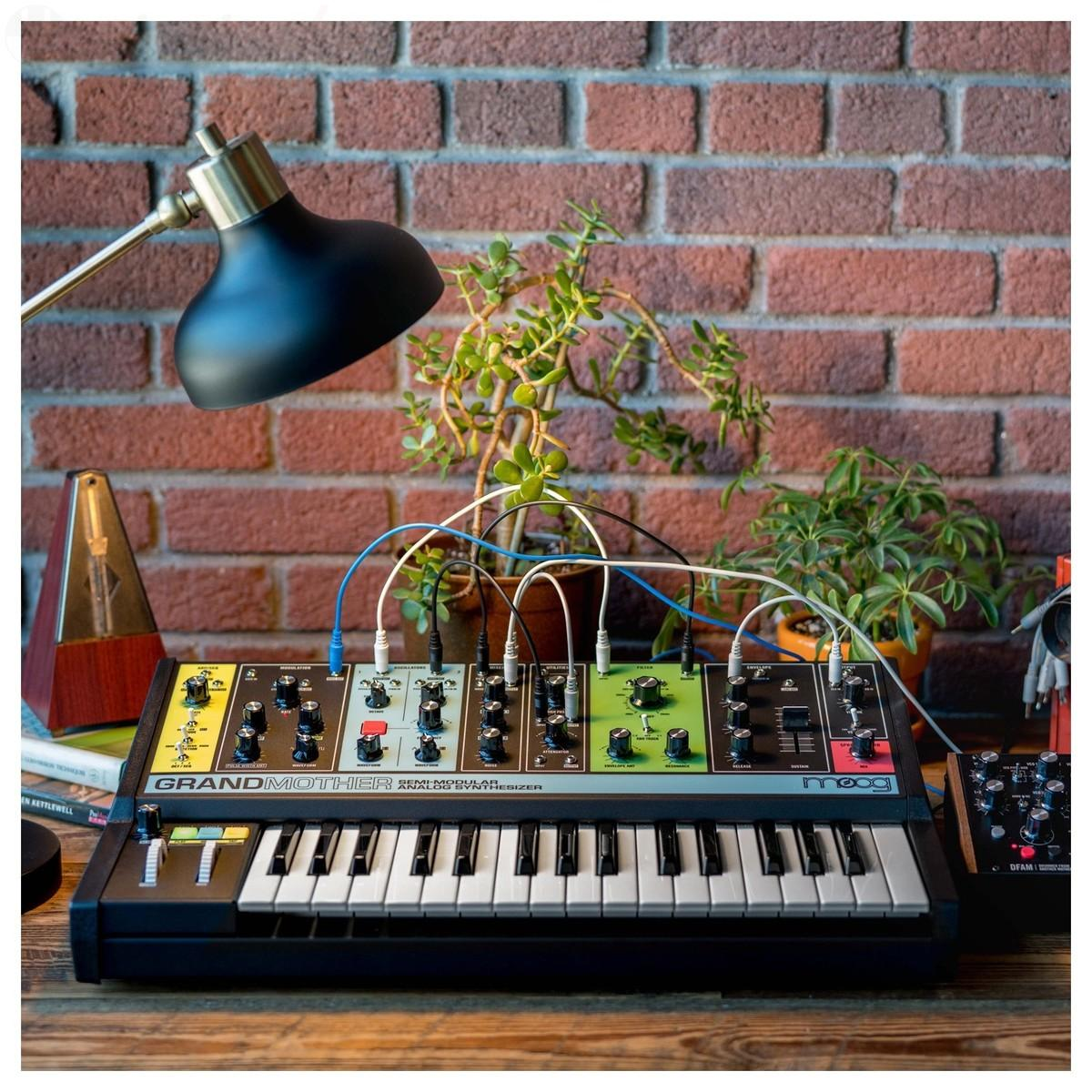 Синтезатор moog