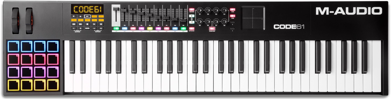 Midi-клавиатура 61 клавиша