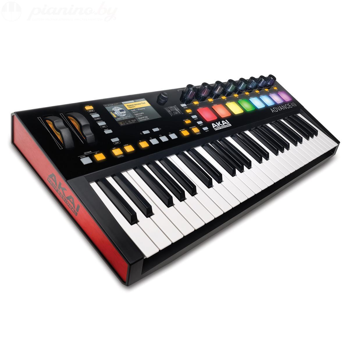 Midi-клавиатура 49 клавиш