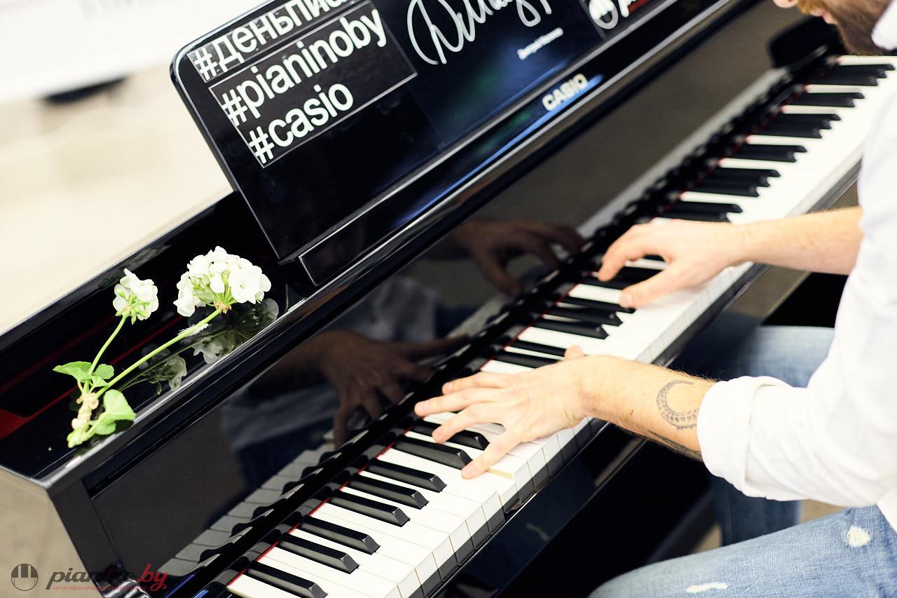 Открытка на день пианиста, картинка аватарку группы