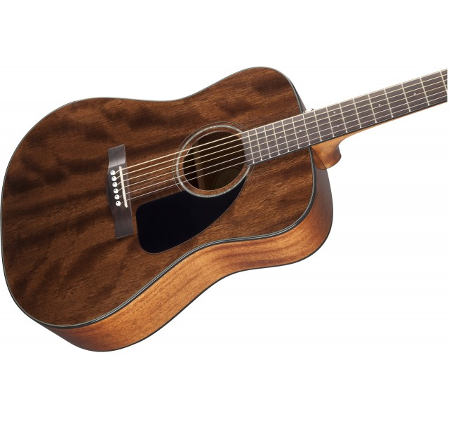 Гитара акустическая Fender CD-60 All Mahogany Dreadnought (Natural)