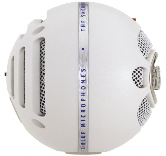 Микрофон Blue Microphones Snowball Textured White (TW)