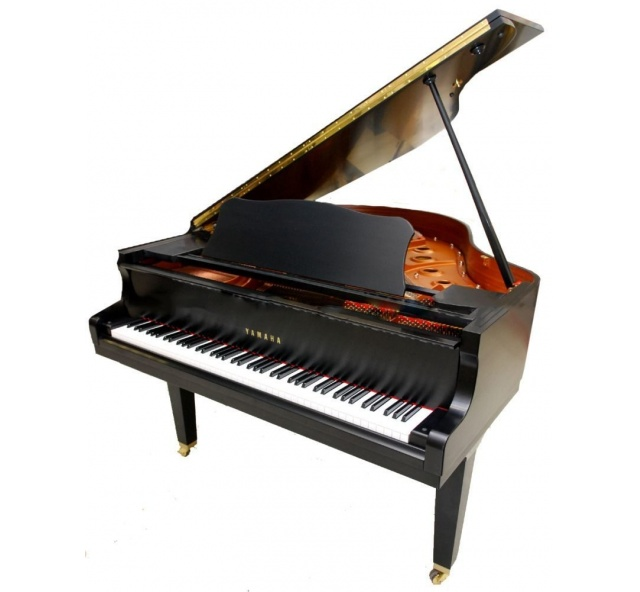 Акустический рояль Yamaha GC1 Baby Grands Polished Ebony