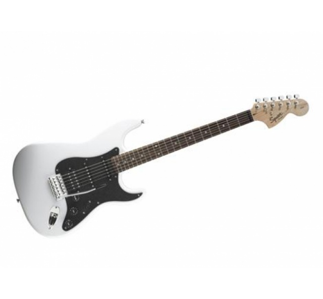 Электрогитара Fender SQUIER AFFINITY STRATOCASTER® HSS RW OLYMPIC WHITE