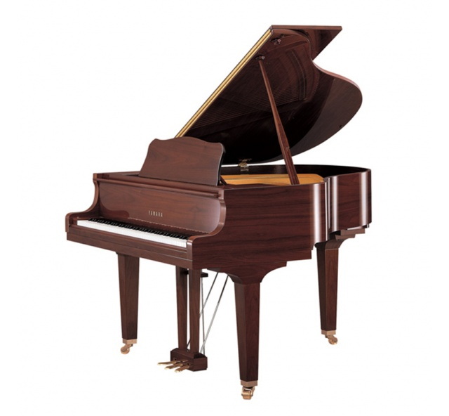 Акустический рояль Yamaha GC2 Baby Grands Satin American Walnut