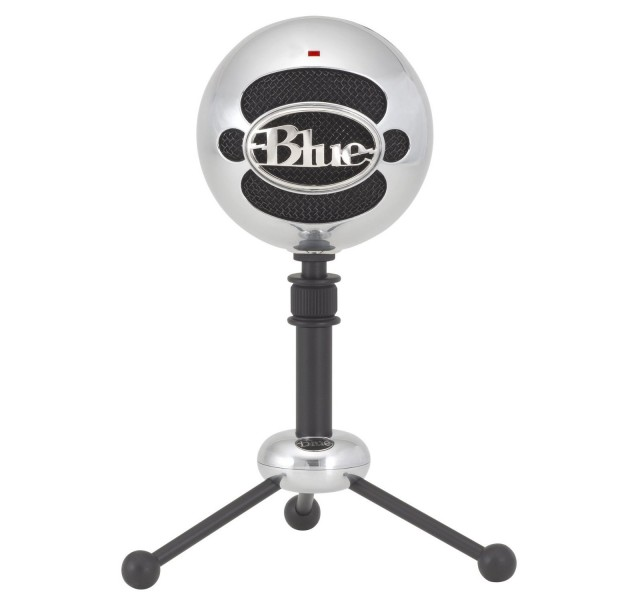 Микрофон Blue Microphones Snowball Brushed Aluminum (BA)