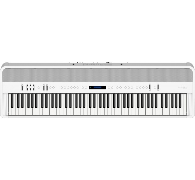 Цифровое пианино Roland FP-90-WH